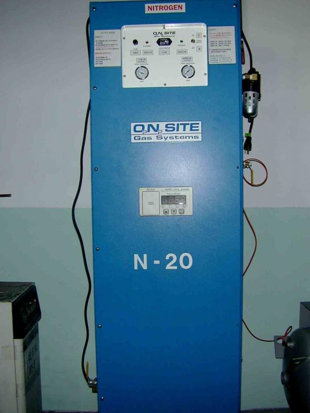 氮氣機系列 1